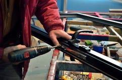 handyman Fotografie Stock
