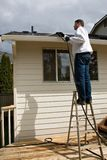 Handyman home maintenance Stock Images