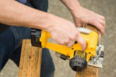Handyman home projects Stock Images