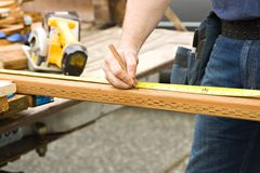 Handyman home projects Stock Photo