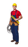 Handyman Stock Photo