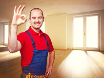 Handyman skill Stock Photography