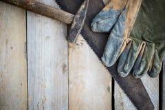 Handyman tools, diy concept Royalty Free Stock Photography