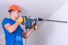 Handyman Royalty Free Stock Image