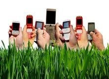 Handys Lizenzfreie Stockfotografie