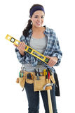 Handywoman Stock Images