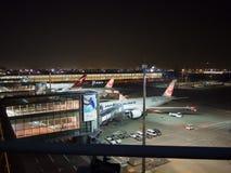 Haneda Airoirt, Tokio, Japón imagen de archivo libre de regalías