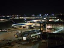Haneda Airoirt, Tokio, Japón fotografía de archivo libre de regalías