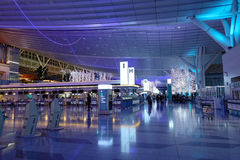 Haneda Airport, Japan  - Tokyo International Airport Royalty Free Stock Image