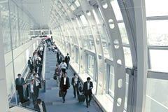 Haneda-Flughafen Stockfotos