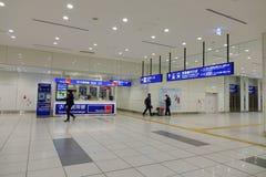 Haneda flygplats, Japan - Tokyo internationell flygplats Arkivfoton
