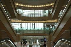 Haneda lotniskowy domowy terminal Obrazy Stock
