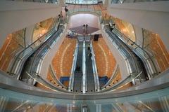 Haneda lotniskowy domowy terminal Zdjęcia Royalty Free