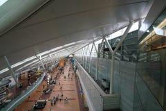 Haneda lotniskowy domowy terminal Fotografia Stock
