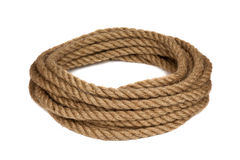 Hanf rope Stockfotos