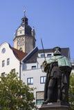 Hanfried i Jena Arkivbilder