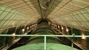 Hang dam Royalty-vrije Stock Afbeeldingen
