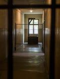 Hang gibbet concentration camp Auschwitz Birkenau KZ Poland Stock Photography