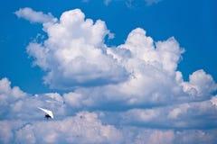 Hang-glider Royalty Free Stock Photography