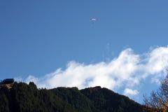 Hang Glider Fotografering för Bildbyråer