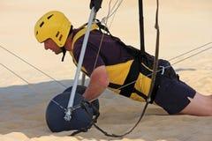 Hang Glider Fotografía de archivo