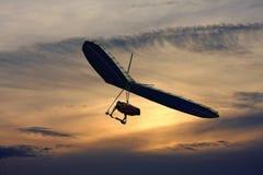 Hang Glider Foto de Stock