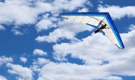 Hang Glider royaltyfri foto