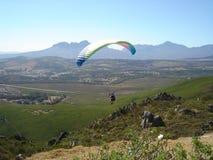 Hang Glider Lizenzfreie Stockfotografie
