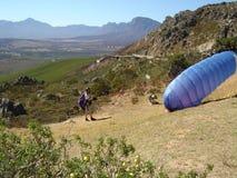 Hang Glider Stockfotos