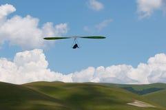 Hang Glider royalty-vrije stock afbeeldingen