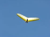 Hang Glider. Soaring hang glider Royalty Free Stock Photo