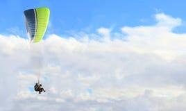 Hang Glider Fotografia Stock Libera da Diritti