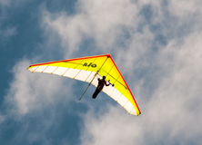 Hang Glider Lizenzfreie Stockfotos