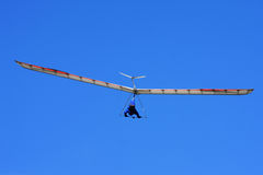 Hang Glider Stock Photography