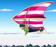 Hang-glider Stock Photos