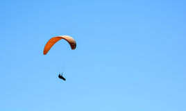 Hang Glider-1 Stock Image