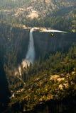 Hang glider in Yosemite Royalty Free Stock Photo