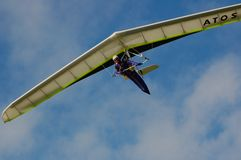 Hang Gliders photographie stock