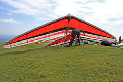 Hang Gliders Royalty Free Stock Image