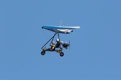 Hang Gliding Imagenes de archivo