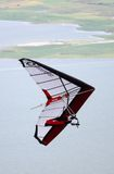 Hang gliding Stock Photos