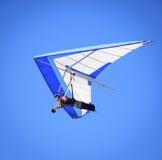 Hang Gliding, California stock photography