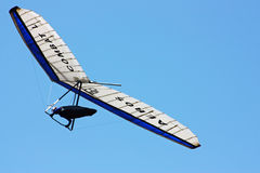 Hang gliding competitions in Italy Royalty Free Stock Photography