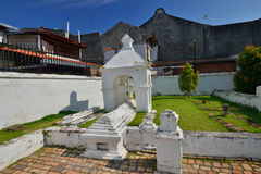 Hang Jebat Mausoleum Royalty Free Stock Photo