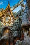 """Hang Nga Crazy House ± Hằng Nga, Da-Lat för thá för Biá"""" ‡ t"""" Royaltyfri Foto"""