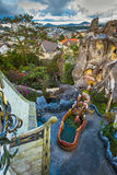 """Hang Nga Crazy House ± Hằng Nga, Da-Lat för thá för Biá"""" ‡ t"""" Arkivbild"""