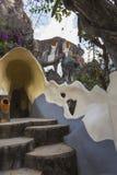 """Hang Nga Crazy House ± Hằng Nga, Da-Lat för thá för Biá"""" ‡ t"""" Royaltyfri Fotografi"""