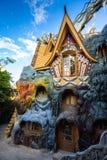 """Hang Nga Crazy House ± Hằng Nga, Da-Lat för thá för Biá"""" ‡ t"""" Arkivfoto"""