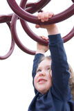 Hang In There Stock Photo