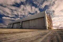 Hangar Images libres de droits
